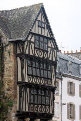 Maison de la Duchesse Anne - Morlaix - Ma Petite Usine à Souvenirs
