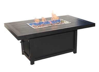 """Picture of 50"""" x 32"""" Monaco Firepit"""