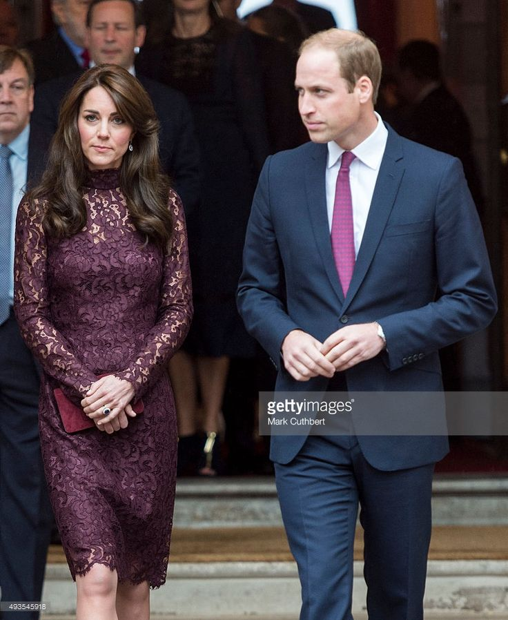 Prince William, Duke of Cambridge and Catherine, Duchess of Cambridge attend 'Creative Collaborations: UK