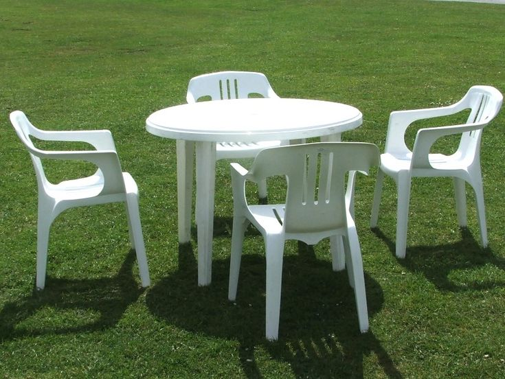 White Plastic Patio Furniture Outdoor Plastic Chairs And Tables U2013 Doors