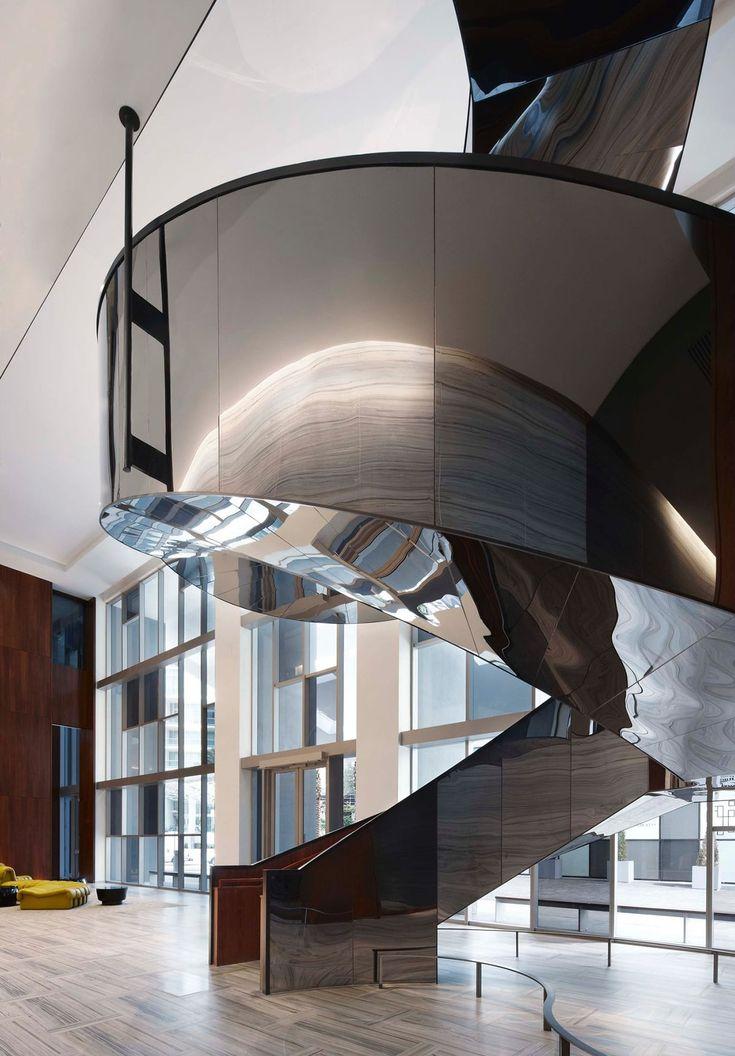 1000 ideas about yabu pushelberg on pinterest hotel for Brickell house