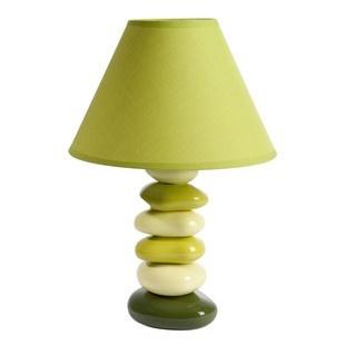 Lampe Galets kiwi
