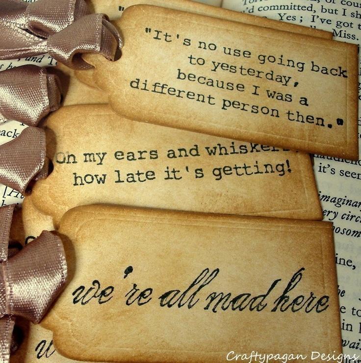 Alice In Wonderland Sayings: 1000+ Images About Alice In Wonderland Weddings On