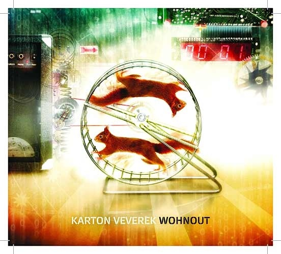 WOHNOUT - Karton Veverek (2009)