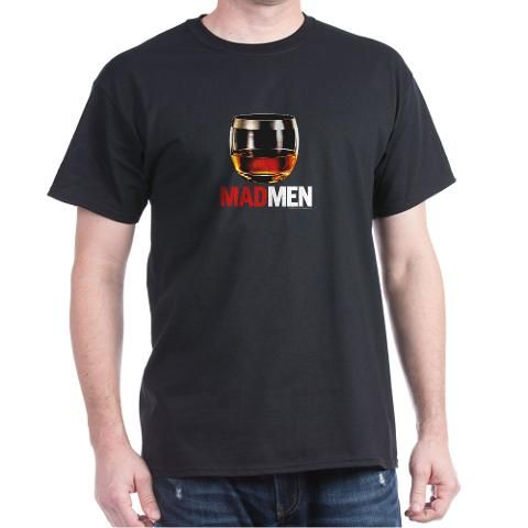 Mad Men Stiff One T-Shirt