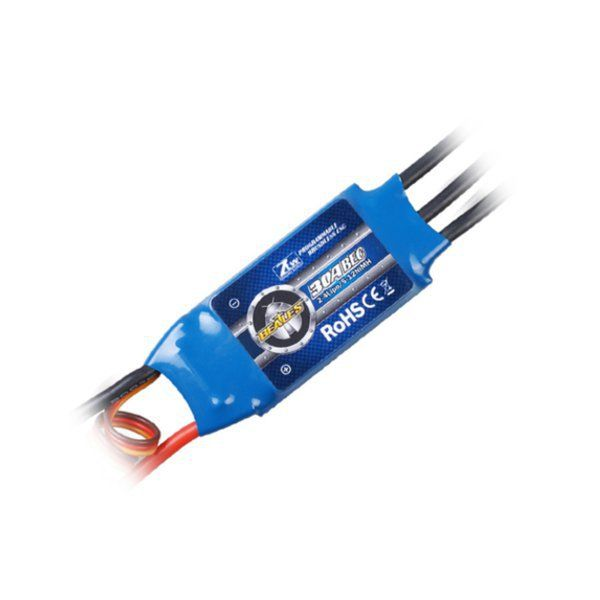 ZTW AL Beatles 30A ESC Brushless Speed Controller For RC Model https://www.fpvbunker.com/product/ztw-al-beatles-30a-esc-brushless-speed-controller-rc-model/    #planes