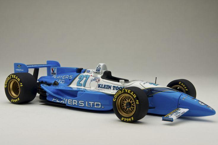 Reynard 95i 1995 | Winner Indy 500´95 #27 J. Villeneuve | FORMULA models FM08  1/43