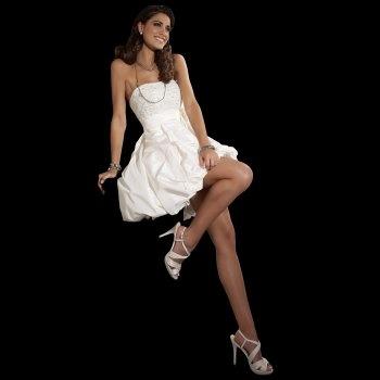 Wedding dresses on sale dresses on sale and short wedding for Short wedding dress sale
