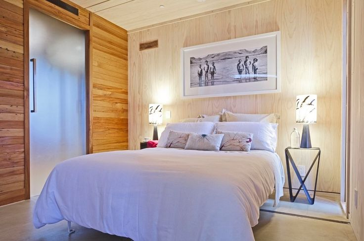 Beach Style Bedroom by First Light Studio
