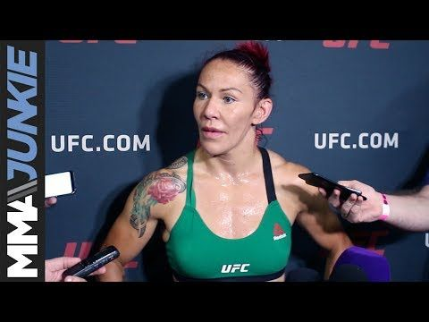 MMA Cristiane 'Cyborg' Justino treating UFC 214 title fight like just another sparring session