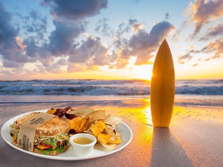 ¿Preparando la Semana Santa? No te olvides de los #Sándwiches #Americanos como el #California