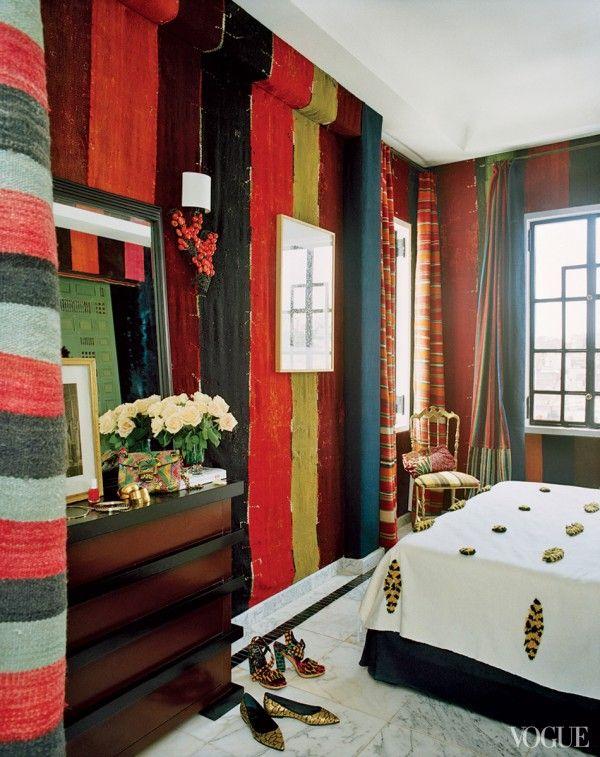 Bruno Frisoni S Moroccan Home Chambre A Coucher Maison Decoration