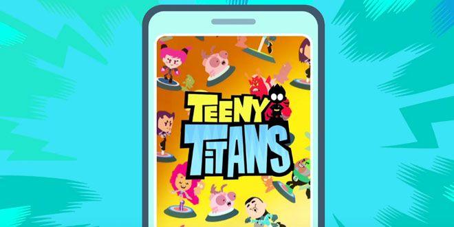 Minititanes-Teen Titans Go, lo nuevo de Cartoon Network - http://j.mp/2aMAERe - #Android, #IOS, #Juegos, #JuegosMóviles, #MinititanesTeenTitansGo, #Noticias, #Tecnología