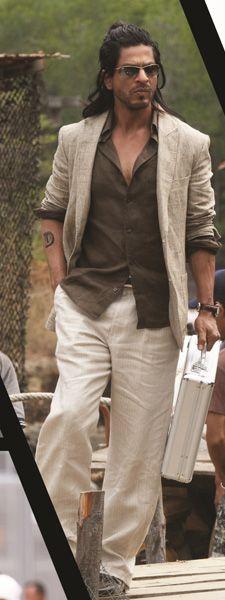 Shahrukh Khan as Don