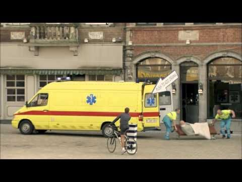 Push to add drama! This video never fails to make us laugh, a brilliant PR stunt from TV Channel 'TNT'