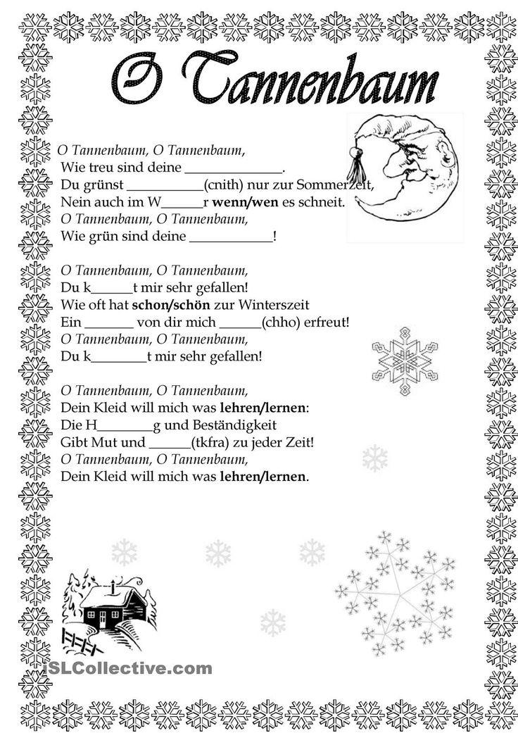 165 besten weihnachten daf daz natal no curso de alem o bilder auf pinterest weihnachtliches. Black Bedroom Furniture Sets. Home Design Ideas