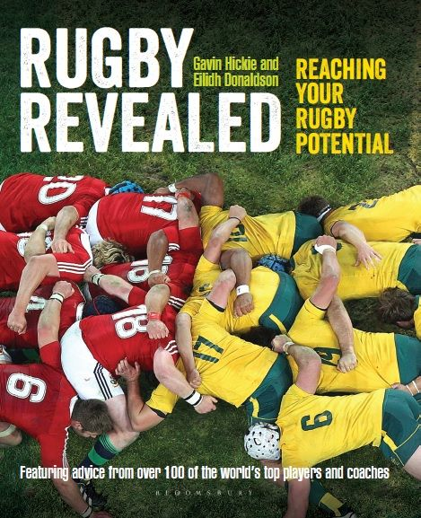 If you haven't had a look yet, you need to check out Rugby Revealed! #rugby #union #book #amazing