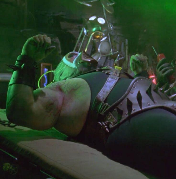 N°11 - Robert Swenson as Antonio Diego / Bane - Batman and Robin by Joel Schumacher - 1997