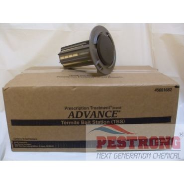 Advance Termite Bait System (TBS) - box (10 Stations) On sale! $99.95  Buy 2 or more quantities: $97.95  per each Buy 5 or more quantities: $96.95  per each
