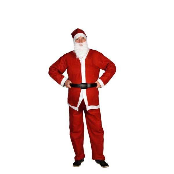 5-delig Kerstmanpak  #kerstman #kerstmanpak #kerst #verkleden