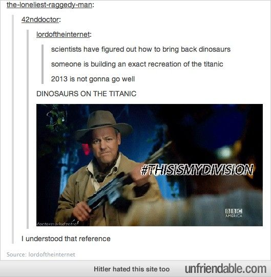 Can we say perfection? Doctor Who, Sherlock, and The Avengers all in one glorious post.  His face...perfection.