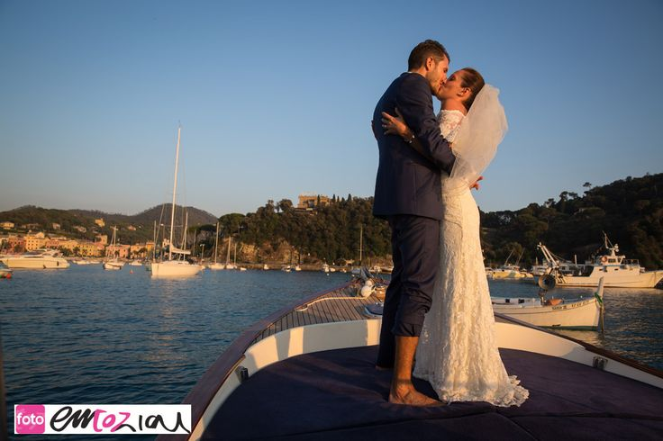 destination wedding Italy: amazing Italian Riviera ( Sestri Levante )