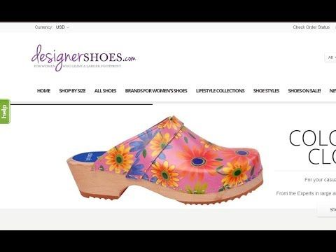 DesignerShoes.com Coupons - DesignerShoes Coupon Codes Video Tutorial