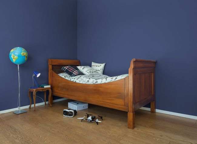 Caparol Icons Beste Referenzen Deko Interieur Schlafzimmer Inspiration Blaue Wande