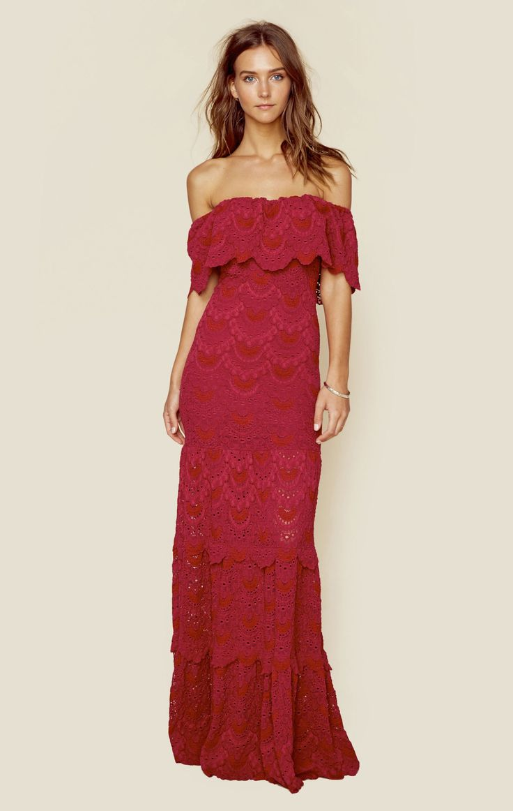 POSITANO MAXI DRESS | @ShopPlanetBlue