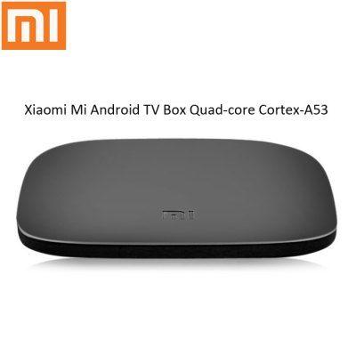 Box TV XIAOMI Mi BOX (4K DTS Dolby H265) à 63  Bonjour  Bon plansur la BOX TV Android Mi Box de XIAOMI compatible DTS et Dolby et qui est proposé à 63 via un code promo.  BOX TV Xiaomi Mi Box à 63  Code promo : MIBOXGB  Voir ICI toutes les ventes flash sur chez Gearbestmais aussi danslEntrepôt européen.  Spécifications :  XIAOMI Mi Box  CPU: Cortex A53 2.0GHzQuad Core  GPU: Mali-450  Android 6.0  RAM: 2G DDR3  ROM: 8G  WIFI 5G: 802.11 a/b/g/n/ac  Bluetooth 4.1  EDR  HDMIUSB  Vidéo format: 4K…