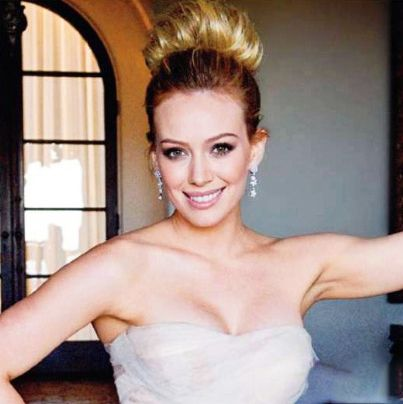 35 best hilary duff wedding images on pinterest hilary duff hilary duff hair and makeup junglespirit Images