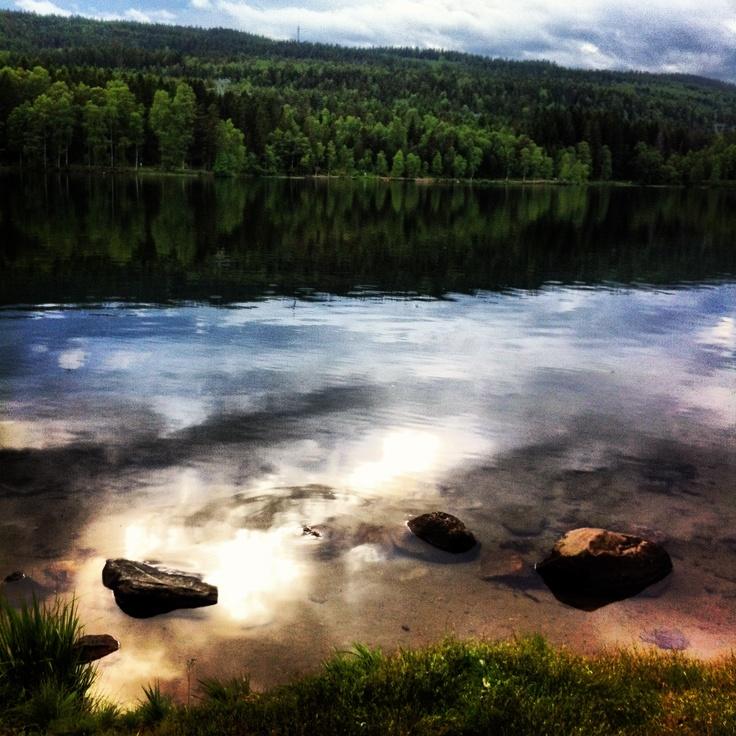 Sognsvann - Oslos Citylake