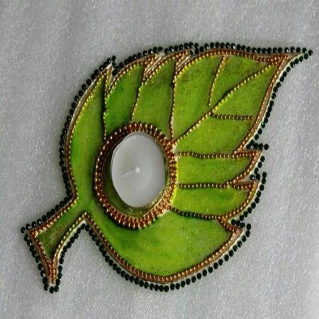 My craft is full of handmade product like handmade jewelry, homemade cold porcelain showpieces, ceramic clay work on bottles, ribbon embroidery work,painting ,cold porcelain art on egg shells, kundan rangoli etc etc.I even take classes for cold porcelain and I take orders for kundan rangolis.All this you can find it in my handmade craft #Art #Celebrities #Design #Hair @ Beauty #Weddings #Products #Women's Fashion #DIY & Crafts
