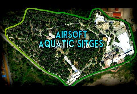 Park Aquatic sitges Airsoft en Barcelona