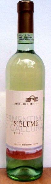 S'Eleme Vermentino di Gallura DOCG 2014 sardische Weine bestellen bei www.tiposarda.de