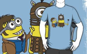 Doctor Who Shirts!!!