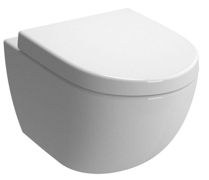 Pack wc suspendu daily o2 avec abattant frein de chute declipsable alterna - Sanitaire wc suspendu ...
