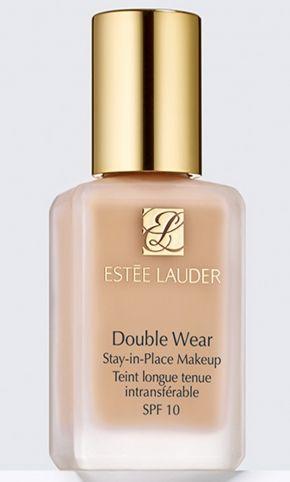 Estee Lauder Double Wear Foundation - good for flash photography
