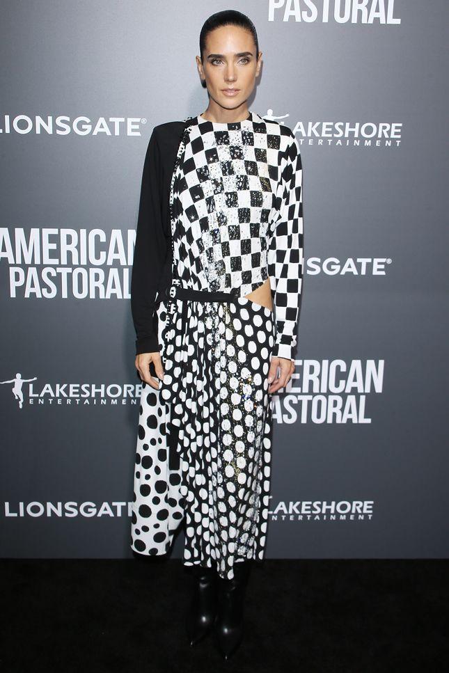 Дженнифер Коннелли в Louis Vuitton на премьере фильма «Американская пастораль» в Лос-Анджелесе