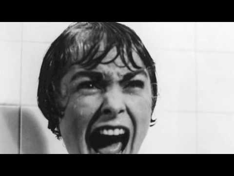 Psycho Clips - Stereo Pt. 3 - Shower Scene - Bernard Herrmann - Alfred Hitchcock - YouTube