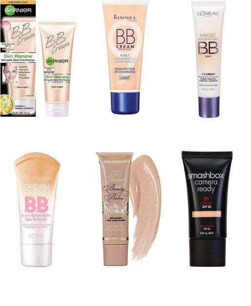 Our favorite BB creams - StyleBakery*Teen - fashion, beauty, style, shopping, stars and more