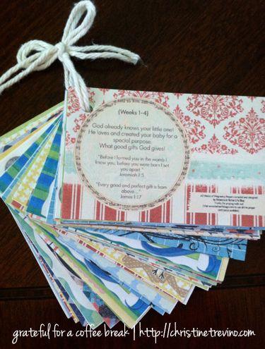 baby shower gifts baby shower devotion pregnancy prayer cards baby