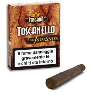 #Toscanello aromatizzato #Fondente #Sigari