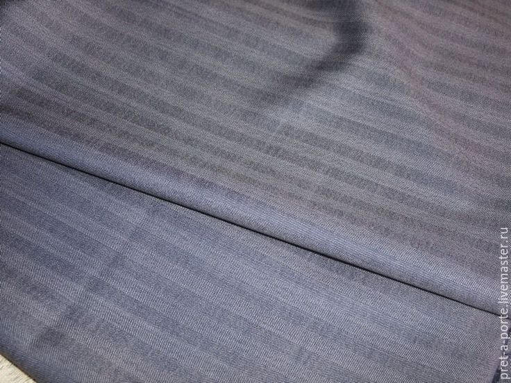 Купить Loro Piana шерсть /шелк плательная, Италия - итальянские ткани, Итальянская шерсть