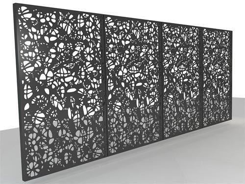 13 best panneaux en d coupe laser images on pinterest d coupe laser panneau et fa ades. Black Bedroom Furniture Sets. Home Design Ideas