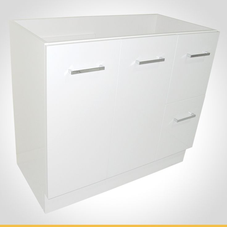 Cadenza 900mm Vanity Cabinet only