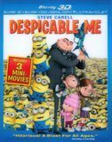 Despicable Me [Includes Digital Copy] [UltraViolet] [With Fandango Cash] [3D] [Blu-ray/DVD] [Blu-ray/Blu-ray 3D/DVD] [Eng/Fre/Spa] [2010]