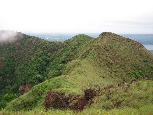 More beautiful scenery from Masaya Volcano National Park, Nicaragua.