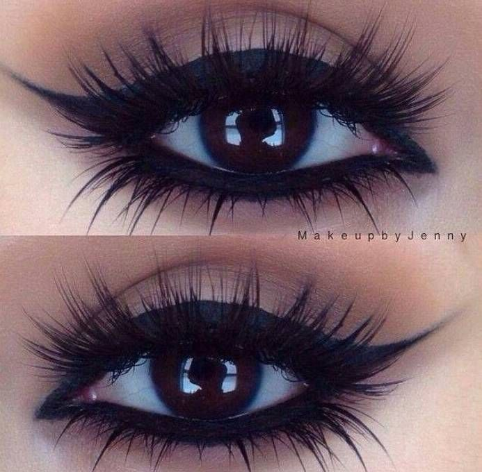 Top 10 Way On How To Get Long Eyelashes step by step #diy #beauty #makeup