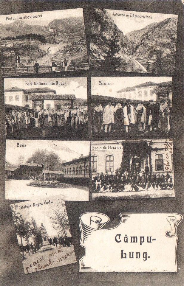Campulung Muscel - 1906